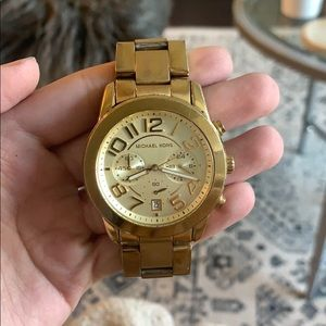 Michael Kors watch - FASHION ONLY (does not work)